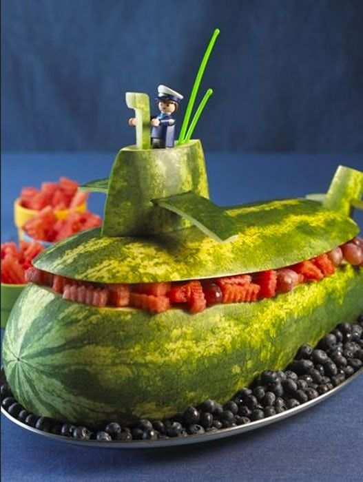 Best ideas about watermelon carving on pinterest