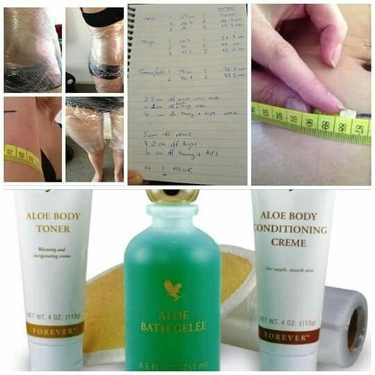 For a firmer, well toned, tightened body. Aloe Toning Kit. A great results.  #wrapit #tonedithttp://www.be-forever.de/aloevera-wellness-shop/