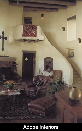 Images of Interiors of adobe homes - Bing Images