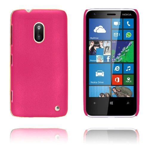 Hard Shell (Kirkkaanpinkki) Nokia Lumia 620 Suojakuori - http://lux-case.fi/hard-shell-kirkkaanpinkki-nokia-lumia-620-kotelo.html