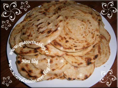 Cocina con Nora (cocina marroquí): Meloui rápido
