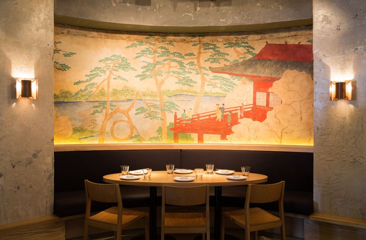 Tokonoma in Sydney is as pretty as the food is good.  #food #vacmag
