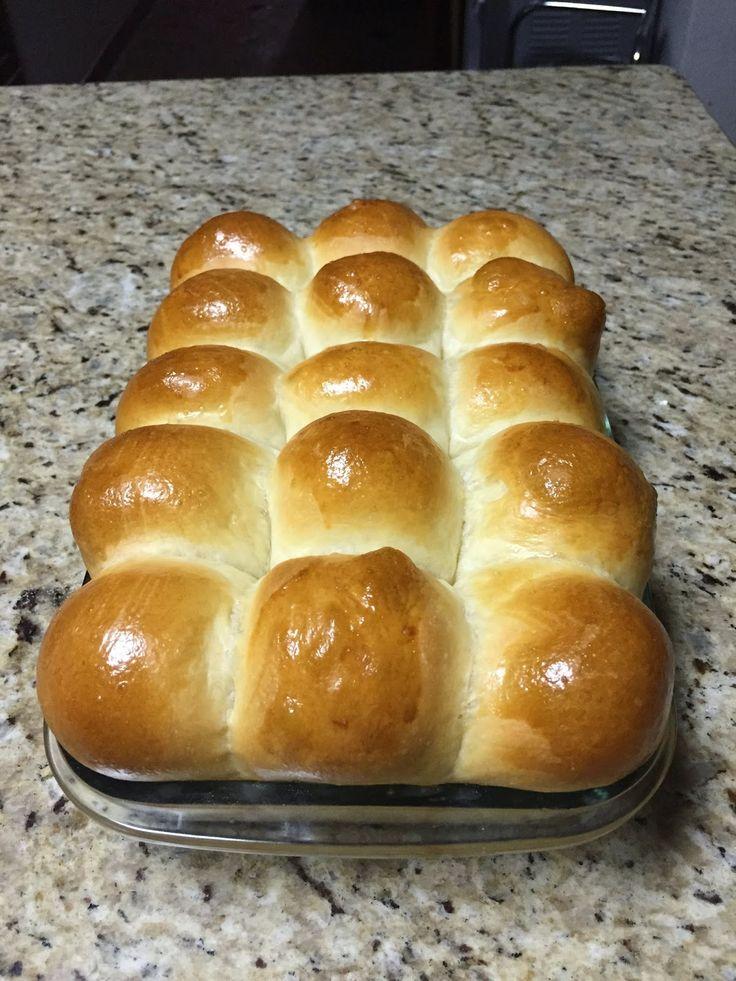 Vuelvo con ustedes para compartir la receta del pan estilo chino.         Es un pan semi dulce que generalmente se sirve en los restau...