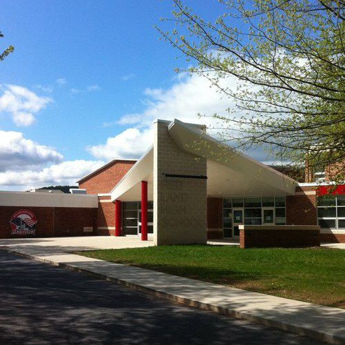 Best Places To Live York Pa: Red Land High School , Lewisberry , York County , Pa