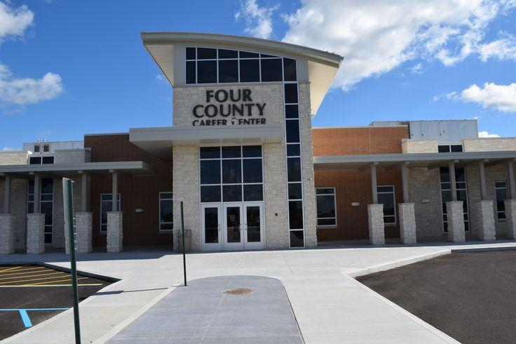 Four county career center archbold ohio construction