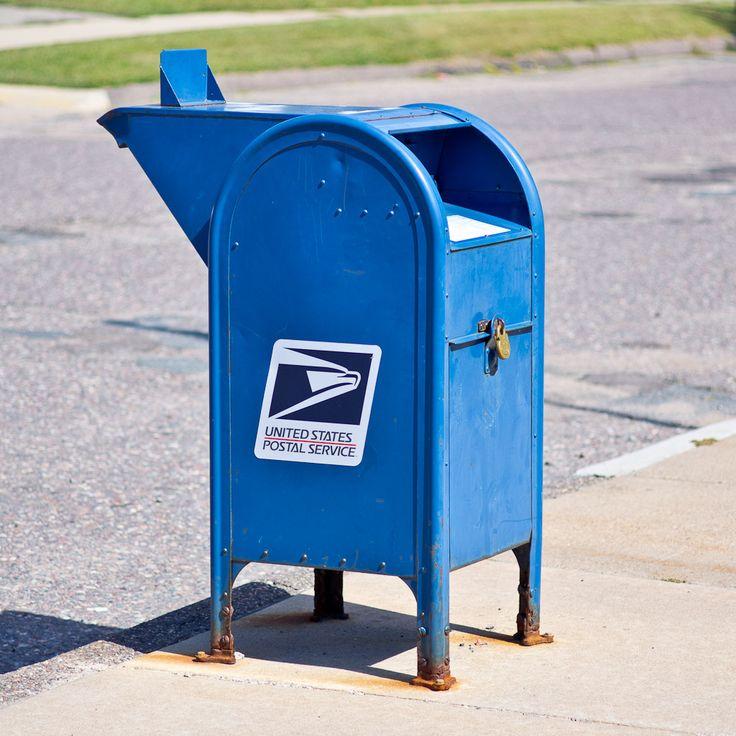 U.S. Postal Service Mailbox | Flickr - Photo Sharing!