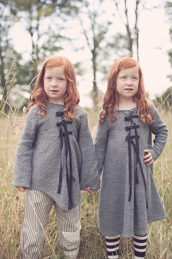 If I could wish for one thing, it would be red headed twins....  ADORABLE!!!:) the measure's fall collection is *amazing*!!