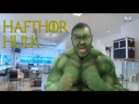 nice Still Mad at the Mountain? What If You Knew He Dressed Up as the Hulk for a 3 Year Old?