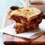 Slow Cooker French Dip Panini | French Dip, Paninis and French Dip ...