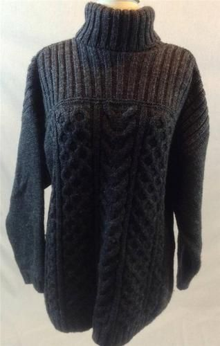 17 best images about fisherman sweaters on pinterest for Aran crafts fisherman sweater