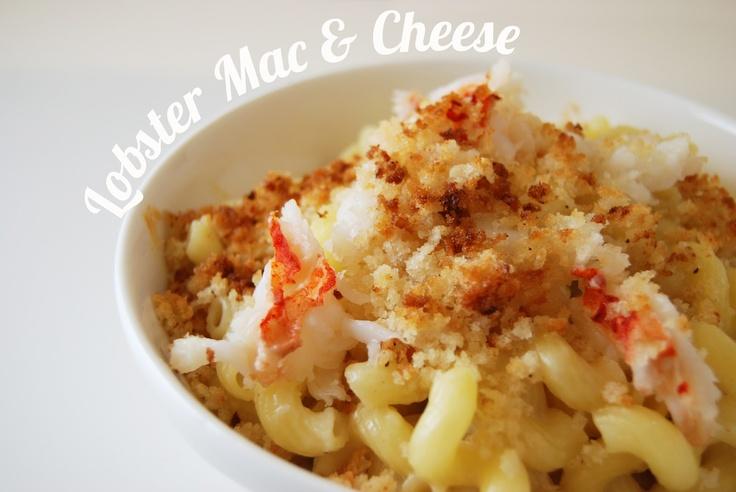 Lobster Mac and Cheese | FOOOOOD! | Pinterest