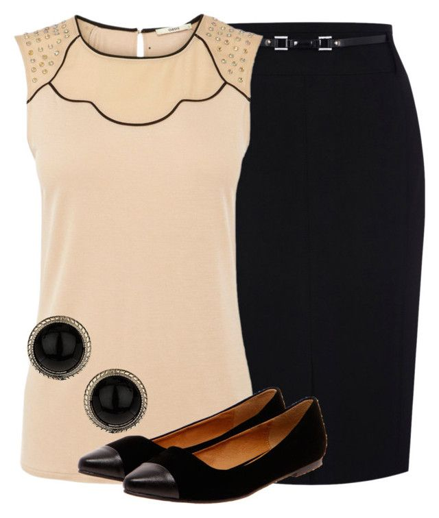 Teacher Outfits on a Teacher's Budget 99 by allij28 on Polyvore featuring Oasis, Boohoo and Dorothy Perkins