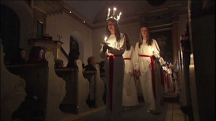 Santa lucia sweden lyrics