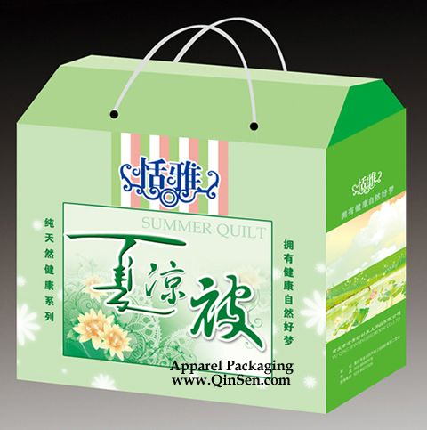 Bed Cover Packaging Box  ,Quilt Boxes,Quilt Box