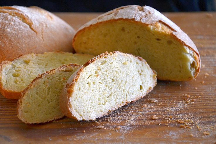 Pane tipo Altamura - Le Ricette di Simo e Cicci