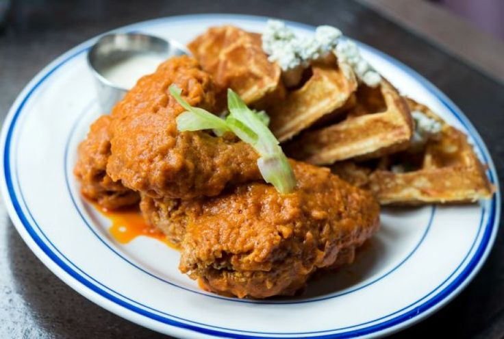 25+ best ideas about Fried chicken and waffles on ...