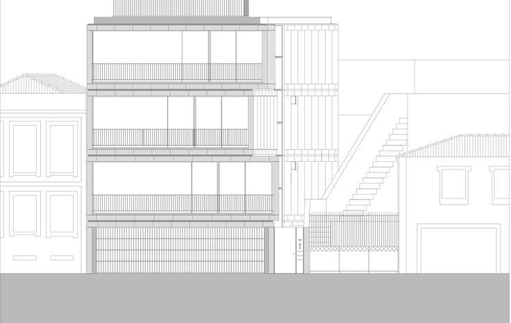 Gallery of Cantareira Building / Eduardo Souto de Moura - 35
