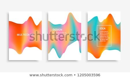Modern abstract covers set. Cool gradient shapes composition. Eps10 vector. Vector colorful modern brochure. Sale template set.