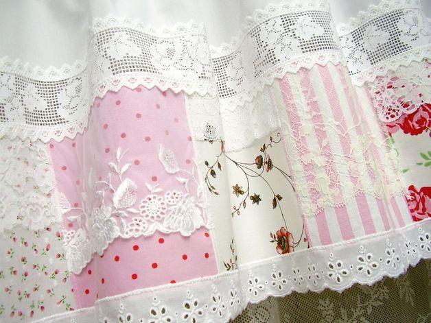 zu Gardinen Landhausstil auf Pinterest  Vintage gardinen, Gardinen ...