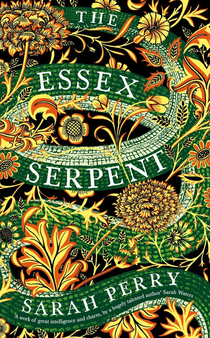 THE ESSEX SERPENT by Sarah Perry: http://mwgerard.com/review-the-essex-serpent/ #books #serpentstail