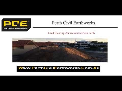 Earthmoving Contractors Perth has been serving In Perth from last 10 years. We offer a wide range of Civil Construction Perth services to the construction and renewable Industry. For more information visit us on https://goo.gl/rFFldP