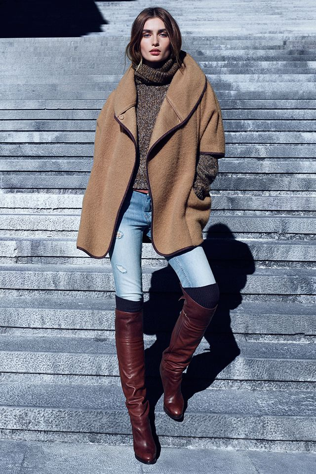 Check out our winter fashion look | H&M Winter Fashion: