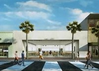 Construction has kicked off on a 14,000-square-foot Apple Store on Lincoln Road.  The new two-level store will be located at 1021 Lincoln Road next to the new Gap store, according to Exmiami. The retail space has been vacant since the 1940's when an Auburn-Cord-Duesenberg auto shop was destr