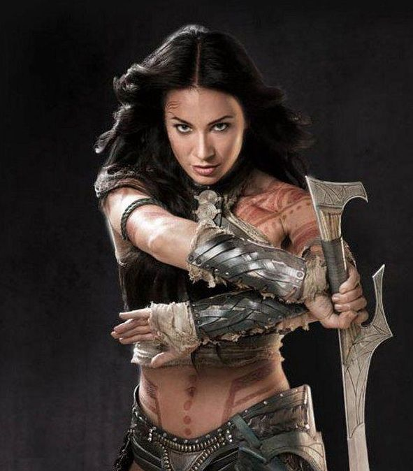 Lynn Collins as Dejah Thoris, a Princess of Mars  http://www.historyguy.com/comicshistory/john_carter_mars_movie_review.htm