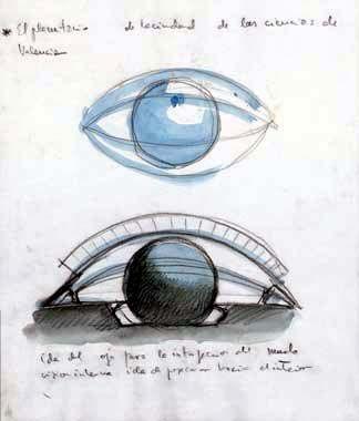 santiago calatrava sketches - Google Search