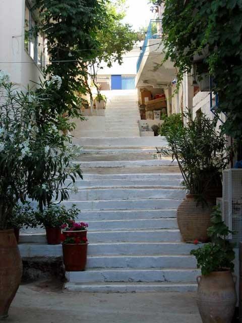 Elounda village, Crete, Greece