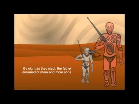 The Aboriginal Creation Myth -- A video of a myth from Australia.