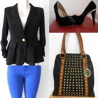 Un #outfit moderno para el trabajo  #moda #fashion