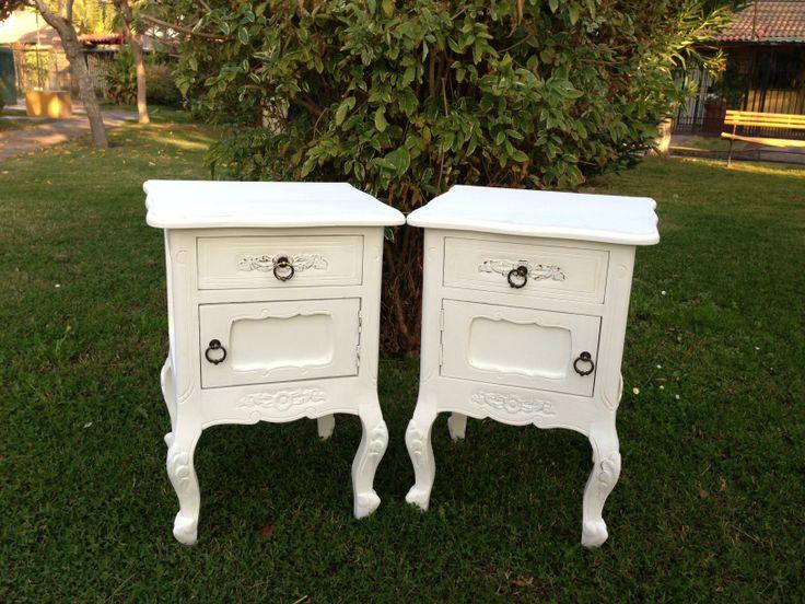En decora muebles vas encontrar veladores a la venta con - Mueble provenzal frances ...