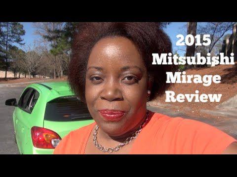 2015 Mitsubishi Mirage Review #DriveMitsubishi