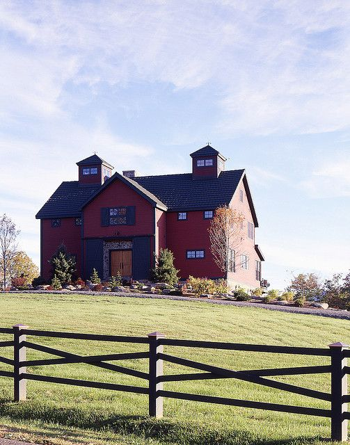 68 best images about pole barns on pinterest barn homes for Country barn builders