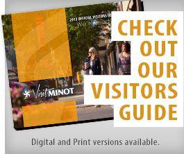 Visit Minot   Minot, ND