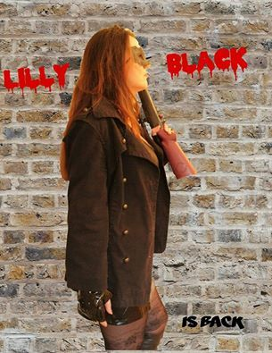Lilly Black Introducing Vicky Driva as Lilly Black
