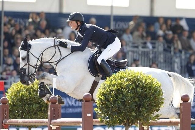 Equestrian: Jumping