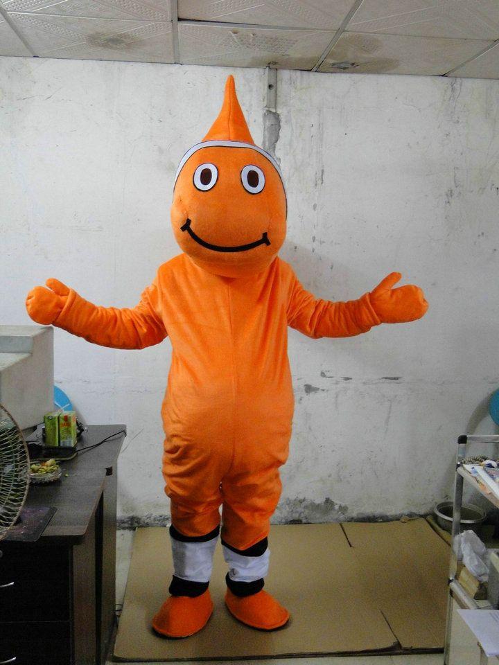 >> Click to Buy << he clown fish nemo mascot New Nemo Fish Mascot Costume adult Fancy Dress mascot costume #Affiliate