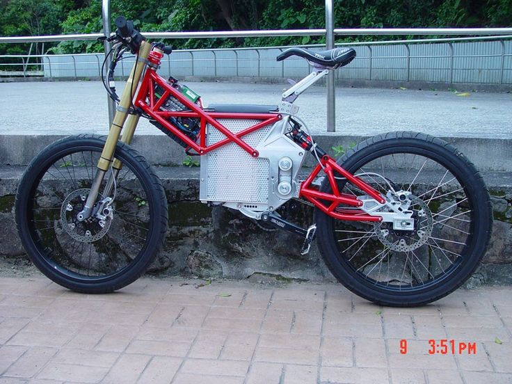 dogati , one of the best electric bikes !!