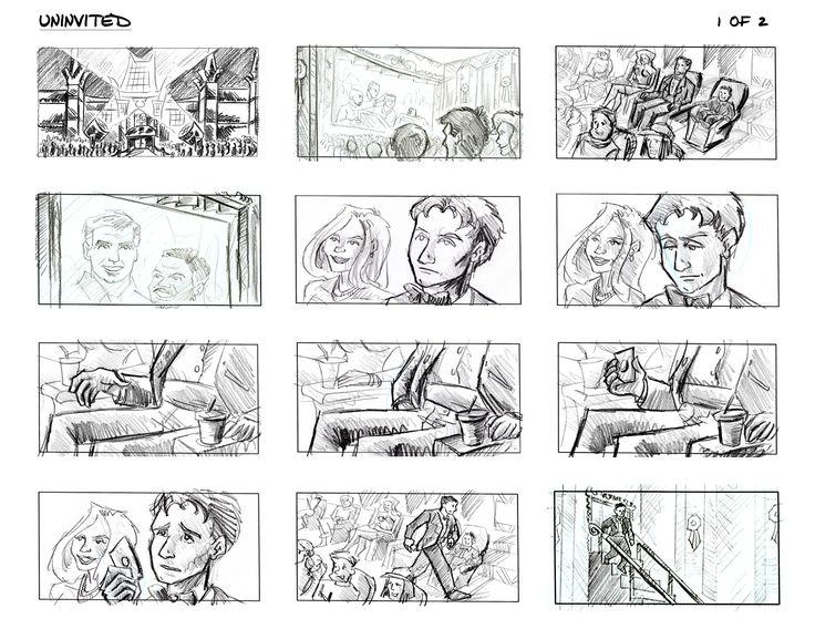 Afbeeldingsresultaat voor famous storyboard