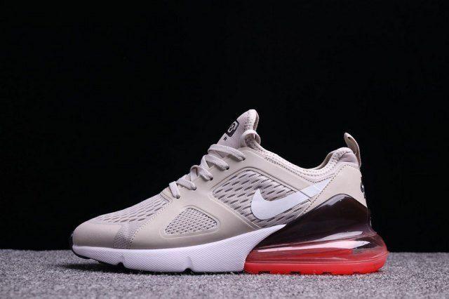 20851532de13 Various Styles Nike Air Max 270 By Air Max 180 Beige Black Orange White in  SneakersClue.com