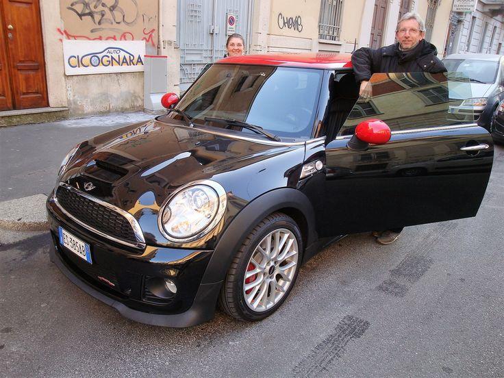 Auto Cicognara: Auto Usate e Service a Milano - 3939578915 (anche WhatsApp) CONSEGNA: Mini 1.6 16V 210CV John Cooper Works usata. Grazie per la fiducia! Se anche tu stai cercando un'auto usata clicca sul seguente link: http://www.autocicognara.it/AC15/list.php STAY TUNED !!!  #AutoCicognara #AutoUsate #Officina #Carrozzeria #CambioOlio #TagliandoAuto #PastiglieFreni #RevisioneAuto #Milano #AC63MI #WhatsApp #MINI #JohnCooperWorks