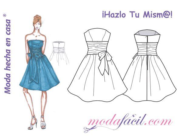10 patrons et DIY pour coudre des robes de fête | tutoriels de couture | Blog de Petit Citron
