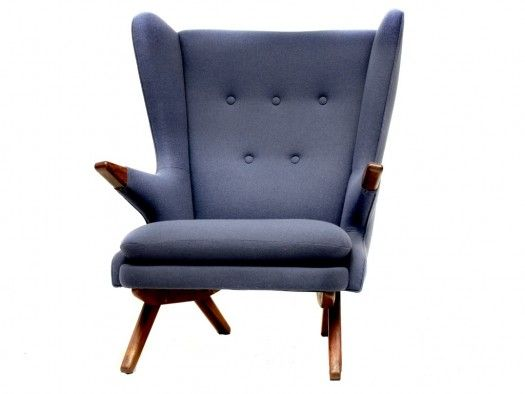 Svend Skipper Bear Chair | 20th Century Scandinavia