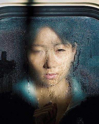Michael Wolf. #Tokyo #Portrait #Train #Commute #MichaelWolf #Photography
