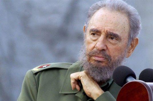 Лидер кубинской революции #ФидельКастро умер на 91-м году