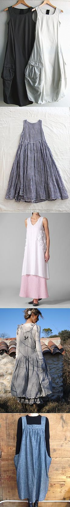 Бохо сарафаны, или идея для вашего бохо платья