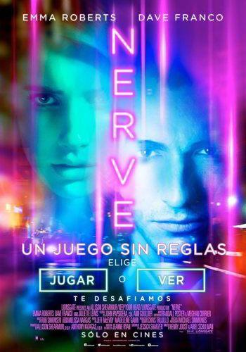 Nerve Un Juego Sin Reglas Nerve 2016 Ver Películas Película Nerve Peliculas