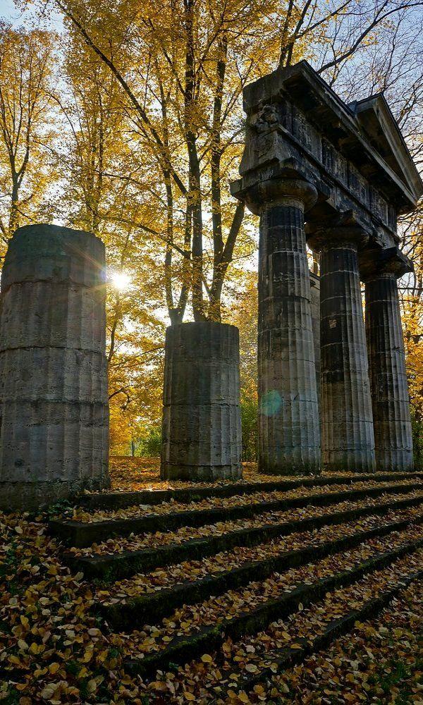 Braunschweig Portikus, Lower Saxony, Germany | by Jörn Hoffmann